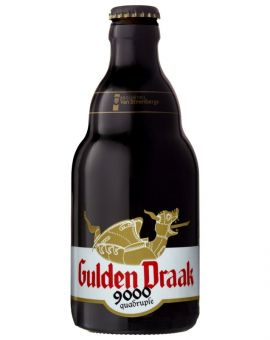 Cerveja Gulden Draak 9000 Quadruple 330ml