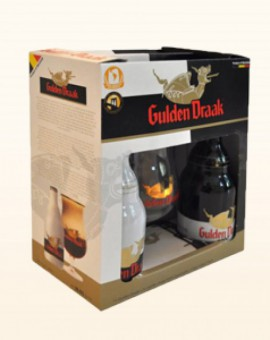 Kit 2 Cerveja Gulden Draak + Gulden Draak 9000 + Taça