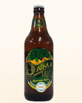 Cerveja Dama Bier Session Lager 600ml